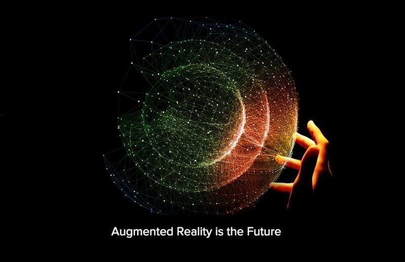 Meta augmented reality