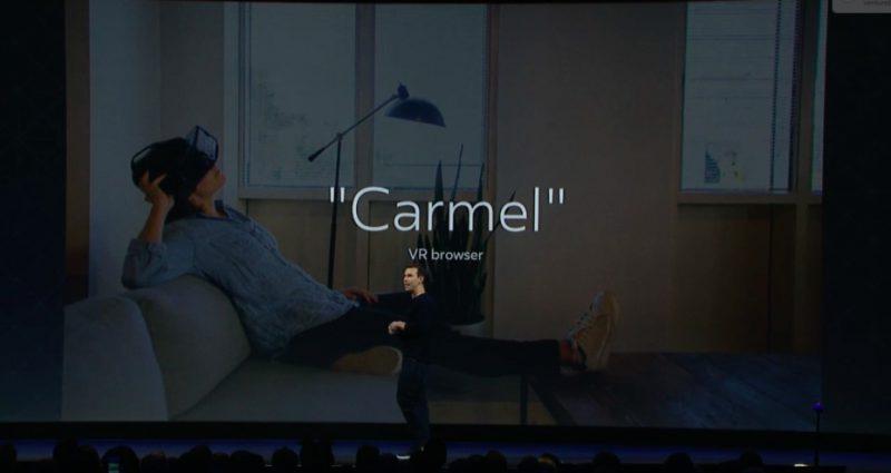 Oculus Carmel