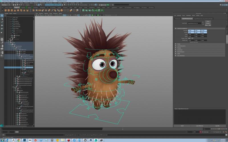 Screenshot-Maya