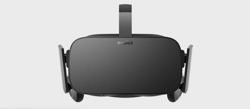 oculus rift consumer